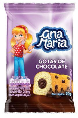 ANA MARIA GOTAS - 70g