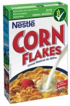 Cereal matinal corn flakes - Nestle - 240g