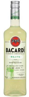Coquetel rum mojito - Bacardi - 980ml