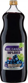 SUCO DE UVA - DEL GRANO - 1,5L