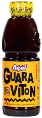 Refresco sabor açai - Guaraviton - 500ml
