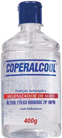ALCOOL EM GEL - COPERALCOOL - 400g