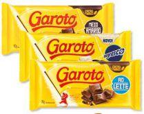 CHOCOLATE - GAROTO - 90g