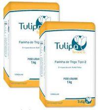 FARINHA DE TRIGO T2 - TULIPA - 1kg
