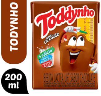 BEBIDA LACTEA - TODDYNHO - 200mL