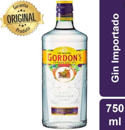 GIN - GORDON'S - 750mL