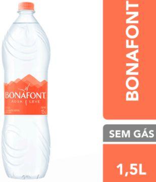 AGUA MINERAL - BONAFONT - 1,5L