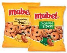 ROSQUINHAS DE COCO - MABEL - 350g