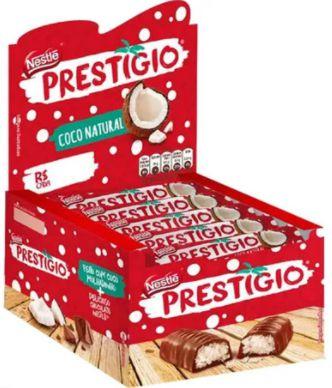 CHOCOLATE PRESTIGIO - NESTLE - 30x33g