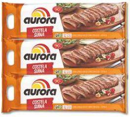 COSTELA SUINA - AURORA - 1kg
