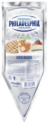 CREAM CHEESE - PHILADELPHIA - 1,5kg
