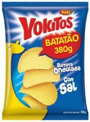 SALGADINHO BATATA - YOKITOS - 380g