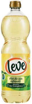 Oleo de soja - Leve - 900ml