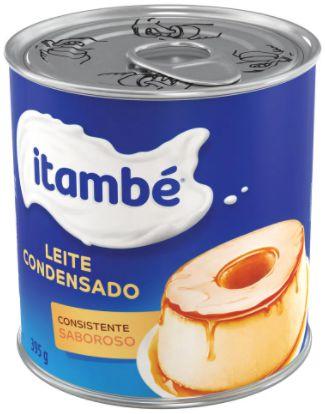 LEITE CONDENSADO - ITAMBE- 395g
