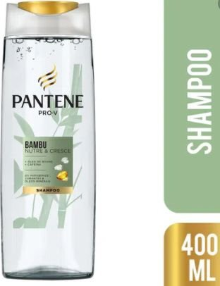 SHAMPOO - PANTENE - 400mL