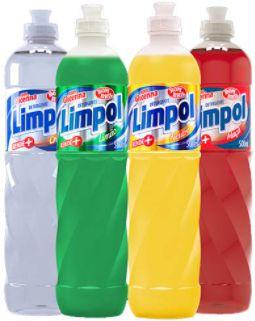 DETERGENTE LIQUIDO - LIMPOL - 500mL