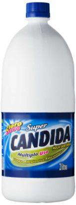 AGUA SANITARIA - SUPER CANDIDA