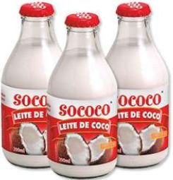 LEITE DE COCO - SOCOCO - 200ml