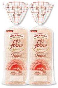 PAO DE FORMA DO FORNO - WICKBOLD - 500g