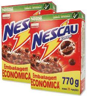 Cereal matinal nescau - Nestle
