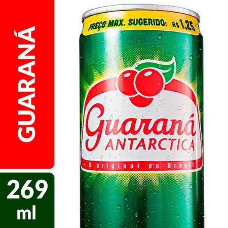 Refrigerante guarana - Antarctica