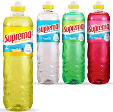 Detergente liquido - Suprema - 500ml