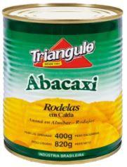 Abacaxi em calda - Triangulo - 400g