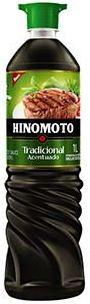 Molho shoyu tradicional - Hinomoto - 1L