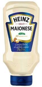 MAIONESE - HEINZ