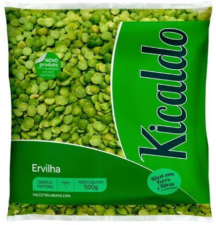 ERVILHA PARTIDA - KICALDO - 500g