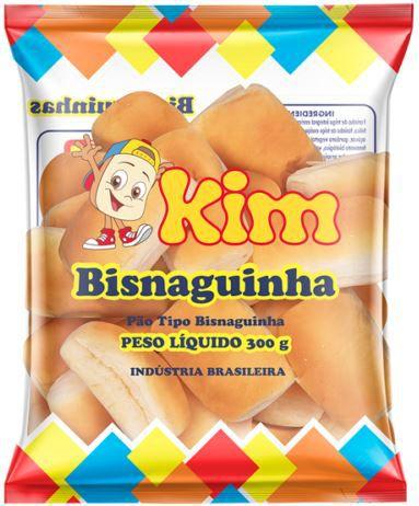 BISNAGUINHA - KIM - 300g