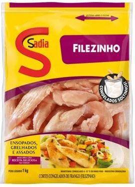 FILEZINHO DE FRANGO - SADIA - 1kg
