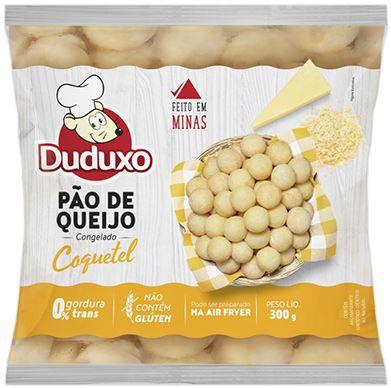 Pao de queijo - Duduxo