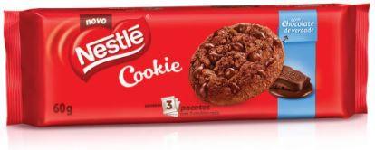 Biscoito cookies classic - Nestle - 60g