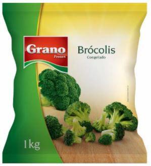 BROCOLIS CONGELADO - GRANO