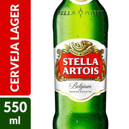 Cerveja - Stella artois
