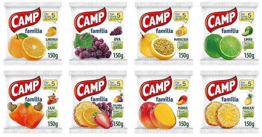 REFRESCO EM PO - CAMP