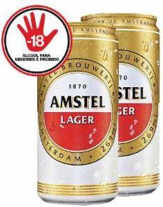 Cerveja - Amstel