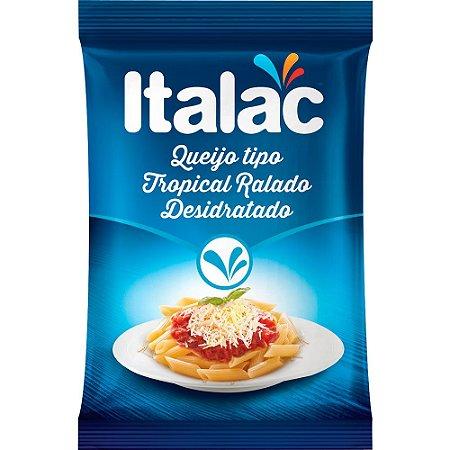 Queijo parmesao ralado - Italac - 50g