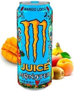 ENERGETICO - MONSTER
