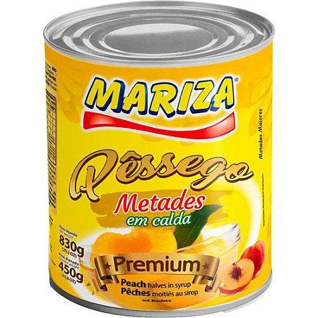PESSEGO EM CALDA - MARIZA - 450g