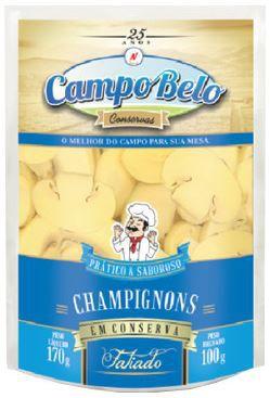 Champignon - Campo belo