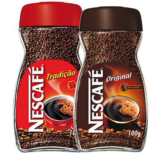 CAFE SOLUVEL - NESCAFE