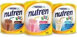 Suplemento alimentar nutren kids - Nestle - 350g