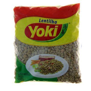 Lentilha - Yoki - 500g