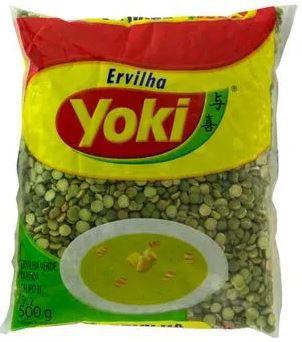 Ervilha partida - Yoki - 500g