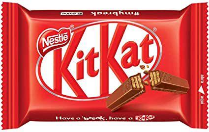Chocolate kit kat - Nestle - 41,5g