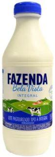 Leite pasteurizado - Fazenda - 1L