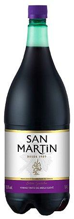 Vinho - San martin -1,4L