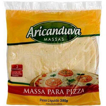Massa para pizza brotinho - Aricanduva - 280g